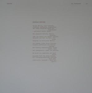 """32. Teilabriss, Seite 7: """"Sibülles Monolüge"""""""