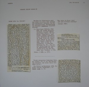 178. Teilabriss, Seite 1