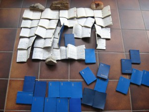 Blauversiegeltes Chaos
