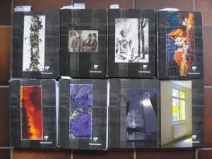 Notizbücher Nr. 56-63 = Neue Folge 1-8