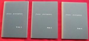Die Bände (Kapitel) 1 -3