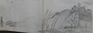 Notizbuch 35; Seiten 84/85: Ein andorres Sein