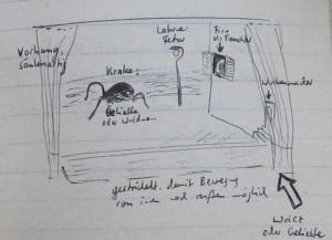 Notizbuch 29, Seite 64 (Detail)